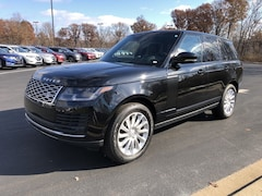 New 2018 Land Rover Range Rover HSE SUV for sale in Peoria, IL at Jaguar Land Rover Peoria