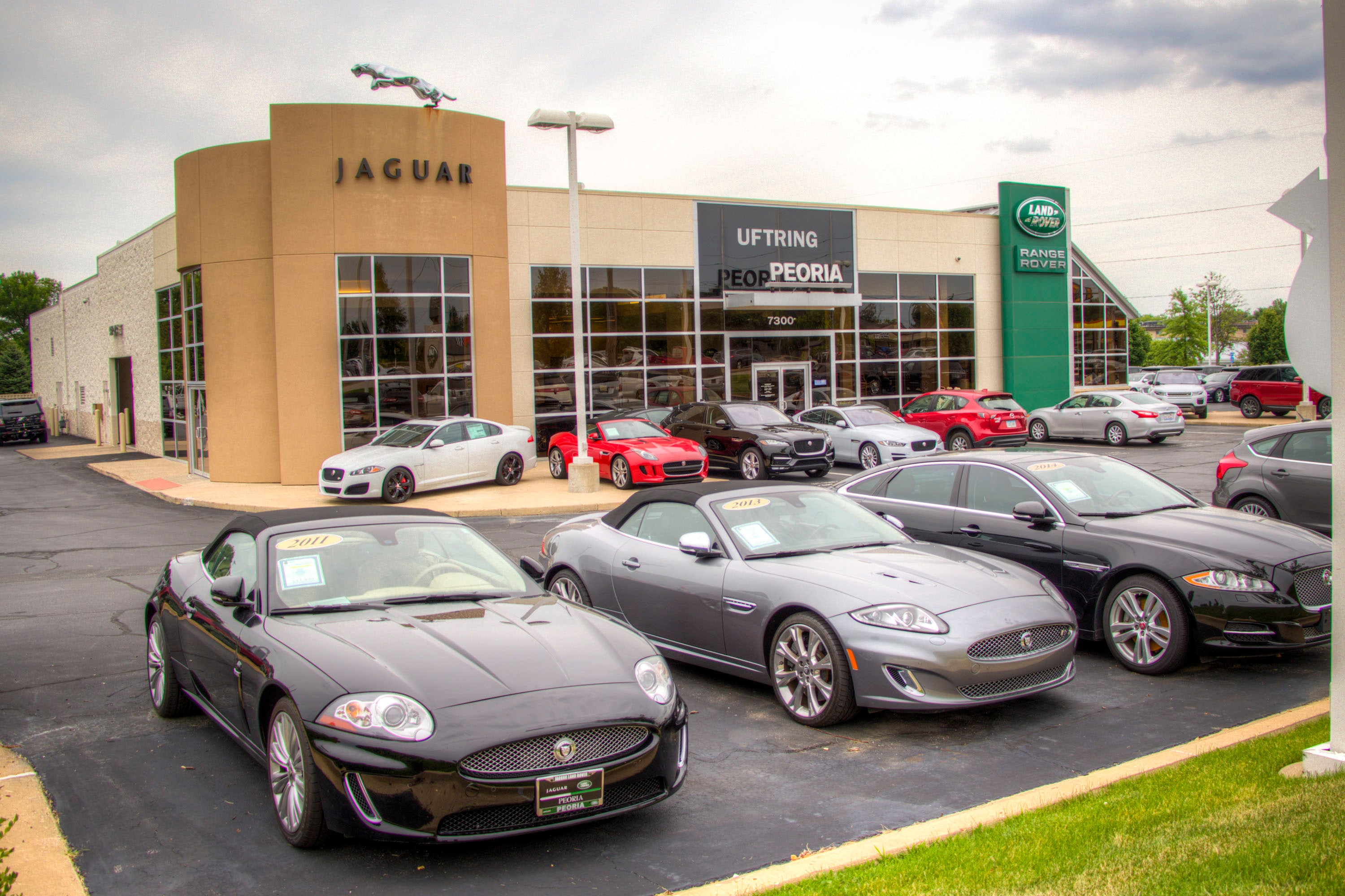 Blog Post List | Jaguar Land Rover Peoria