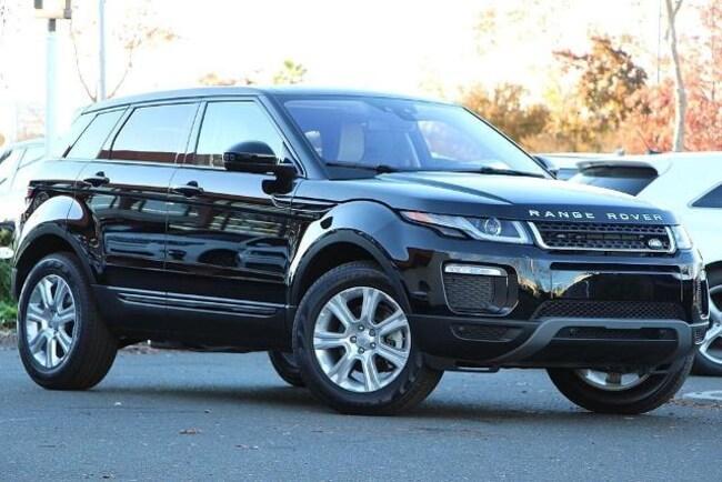 New 2019 Land Rover Range Rover Evoque SE SUV for sale in Livermore, CA