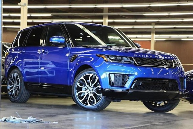 New 2019 Land Rover Range Rover Sport HSE SUV for sale in Livermore, CA