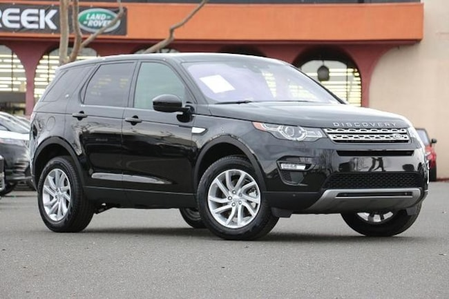 New 2018 Land Rover Discovery Sport HSE SUV for sale in Livermore, CA