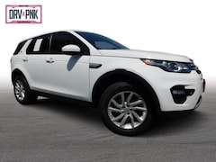 2016 Land Rover Discovery Sport HSE Sport Utility