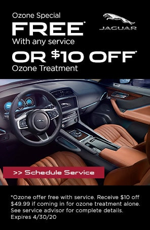 Ozone Special Free with any service* Or $10 OFF Ozone Treatment