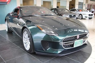 New 2020 Jaguar F-TYPE Coupe Coupe JALCK63223 in Livermore, CA