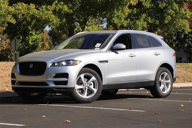 New 2020 Jaguar F-PACE Premium SUV for sale in Livermore, CA