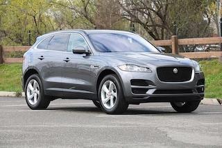 New 2019 Jaguar F-PACE Premium SUV JAKA397025 in Livermore, CA