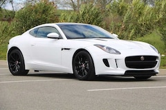 Used Vehicles for sale 2016 Jaguar F-TYPE Coupe SAJWA6AT8G8K34578 in Livermore, CA
