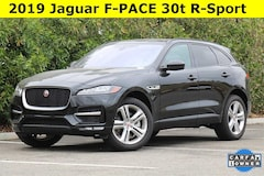 Used Vehicles for sale 2019 Jaguar F-PACE 30t R-Sport SUV SADCL2GX1KA395620 in Livermore, CA