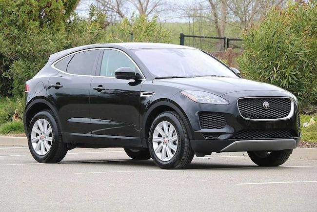 Certified Pre-Owned 2018 Jaguar E-PACE S SUV for sale in Livermore