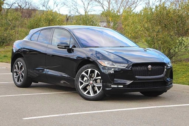 New 2019 Jaguar I-PACE SUV for sale in Livermore, CA