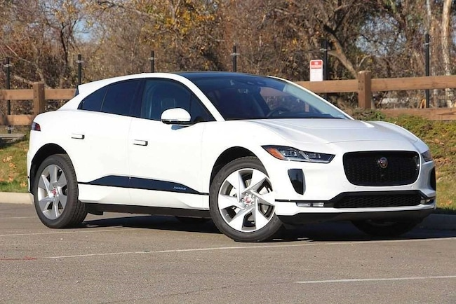 New 2019 Jaguar I-PACE SE SUV for sale in Livermore, CA