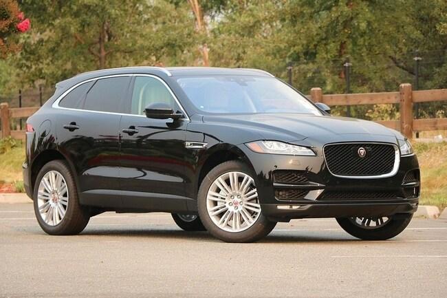 New 2019 Jaguar F Pace 30t Portfolio For Sale In Livermore Ca