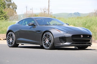 New 2020 Jaguar F-TYPE Checkered Flag Coupe Coupe JALCK63529 in Livermore, CA