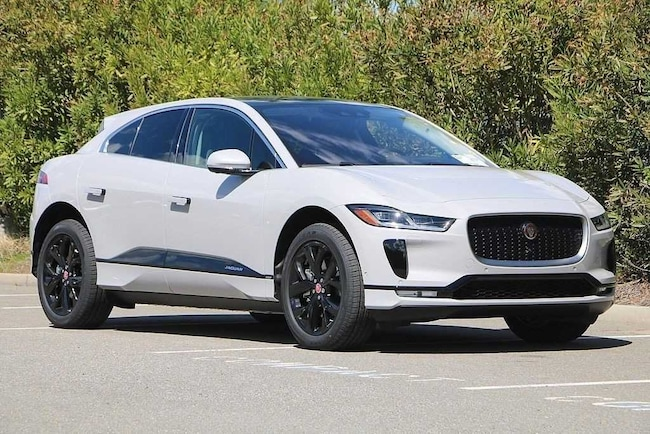 New 2019 Jaguar I-PACE HSE SUV for sale in Livermore, CA