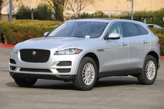 New 2020 Jaguar F-PACE 25t SUV JALA636555 in Livermore, CA