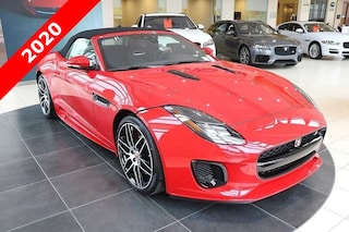 New 2020 Jaguar F-TYPE Checkered Flag Convertible Convertible JALCK63136 in Livermore, CA