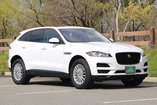 Pre-Owned 2018 Jaguar F-PACE 25t SUV in Livermore, CA