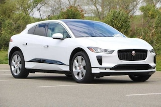 New 2019 Jaguar I-PACE S SUV JAK1F72846 in Livermore, CA