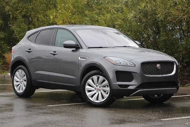New 2019 Jaguar E-PACE SE SUV for sale in Livermore, CA