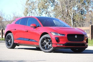 New 2019 Jaguar I-PACE HSE SUV JAK1F68272 in Livermore, CA