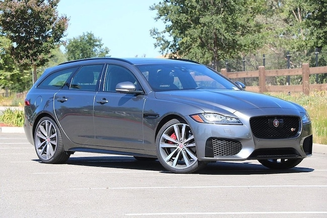 Certified Pre-Owned 2018 Jaguar XF S Sportbrake Wagon for sale in Livermore