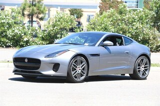 New 2020 Jaguar F-TYPE Coupe Coupe JALCK68869 in Livermore, CA