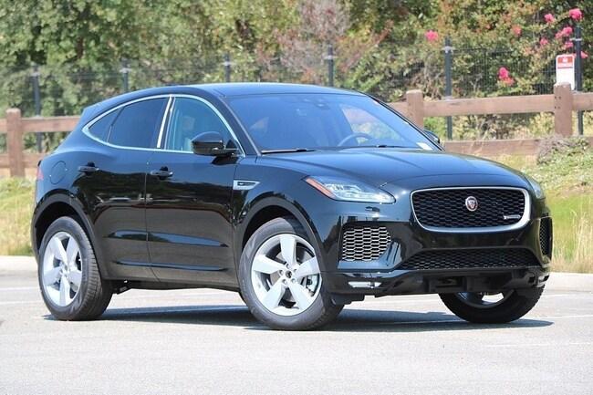 New 2018 Jaguar E-PACE R-Dynamic SE SUV for sale in Livermore, CA