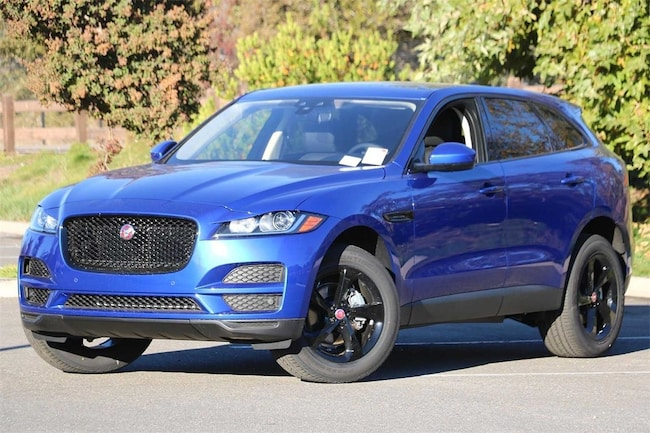 New 2020 Jaguar F-PACE Premium SUV for sale in Livermore, CA