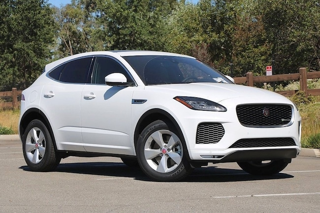 New 2018 Jaguar E-PACE R-Dynamic S SUV for sale in Livermore, CA