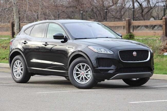 New 2019 Jaguar E-PACE SUV for sale in Livermore, CA