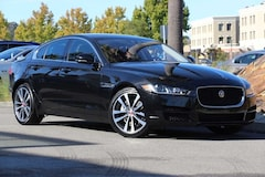 2018 Jaguar XE Prestige Sedan