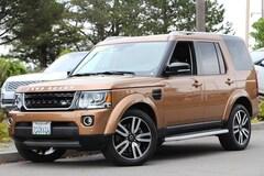 2016 Land Rover LR4 HSE LUX Landmark Edition 4WD  HSE LUX Landmark Edition