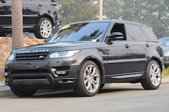 2016 Land Rover Range Rover Sport Autobiography 4WD  V8 Autobiography