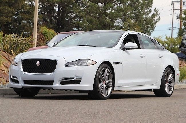 2016 Jaguar XJ Supercharged Sedan