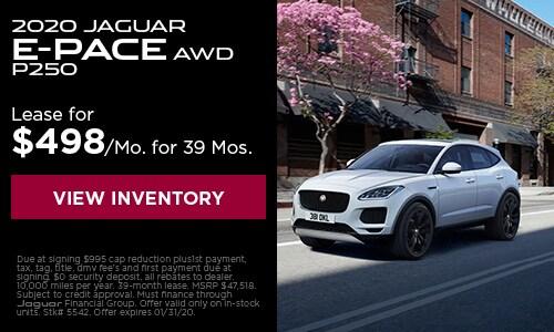 2020 Jaguar E-Pace AWD P250
