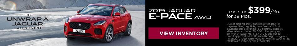 2019 Jaguar E-Pace AWD