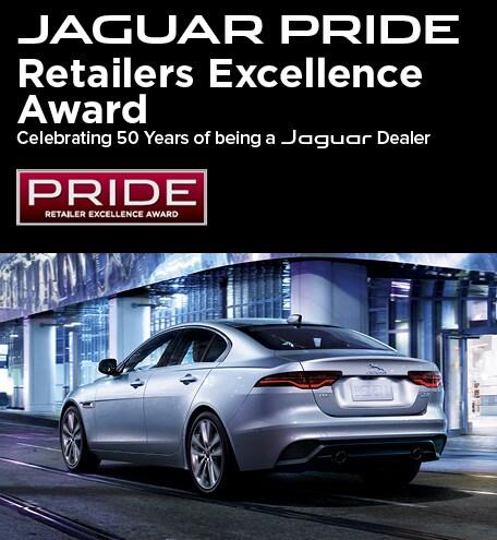 Jaguar Pride