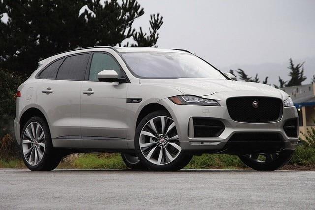 New 2017 Jaguar F Pace For Sale At Jaguar Monterey Vin Sadcl2bv3ha888584