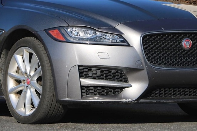 Used 2016 Jaguar XF For Sale at Jaguar Monterey | VIN