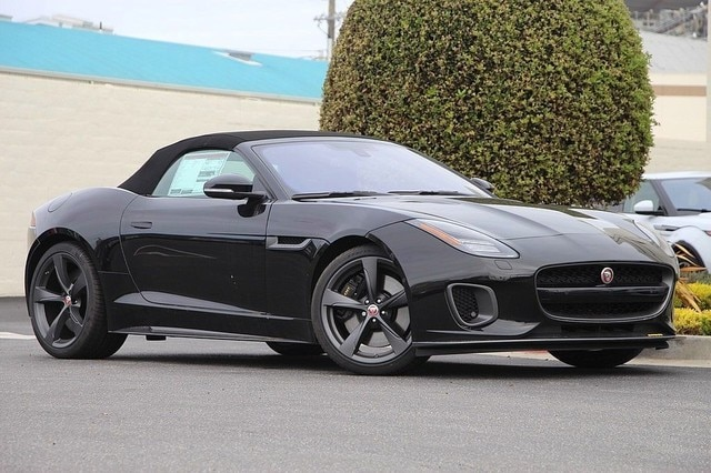 2018 Jaguar F TYPE 400 Sport Convertible