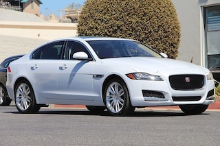 2018 Jaguar XF Portfolio Sedan
