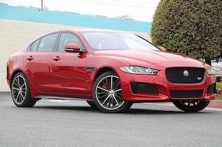 2018 Jaguar XE S Sedan