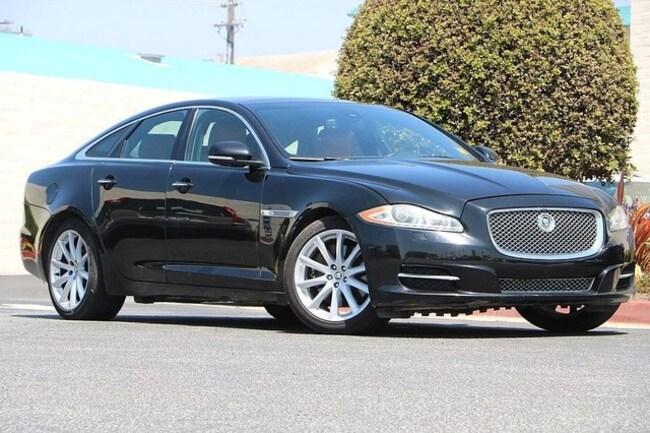 2011 Jaguar XJ Sedan
