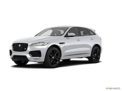 New 2019 Jaguar F-PACE Portfolio SUV in Madison, NJ