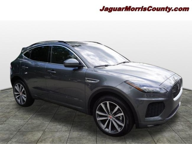 New 2018 Jaguar E-PACE R-Dynamic HSE SUV in Madison, NJ