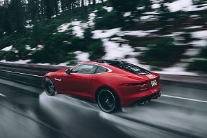2018 Jaguar F-TYPE in Firenze Red