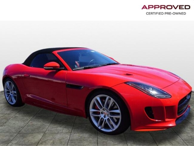 Used 2016 Jaguar F-TYPE R Convertible in Madison, NJ