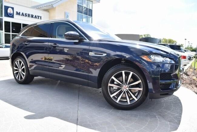 2019 Jaguar F-PACE 30t Prestige SUV
