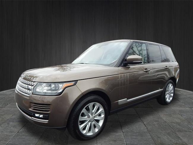 Used 2014 Land Rover Range Rover 3.0L V6 Supercharged HSE SUV near Nashville