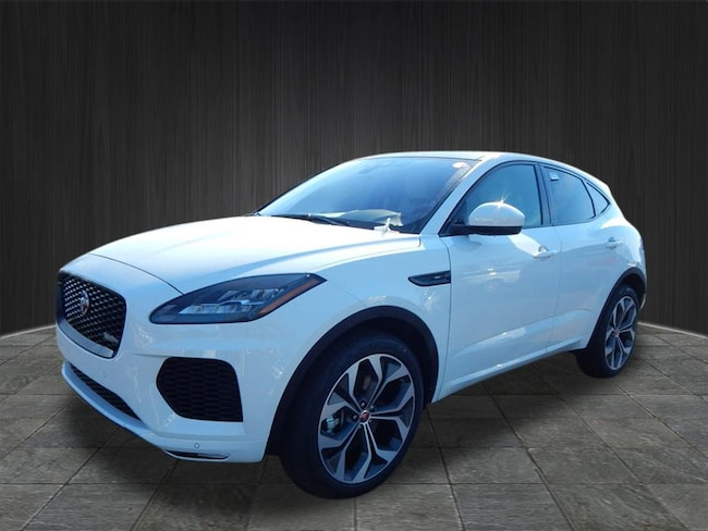 New 2019 Jaguar E-PACE SE SUV Near Nashville